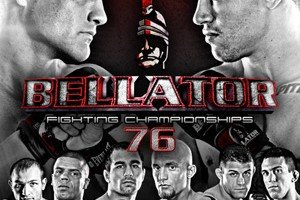 Bellator 76 Main Card Preview