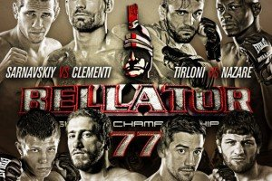 It's the Lightweight's turn at Friday's Bellator 77
