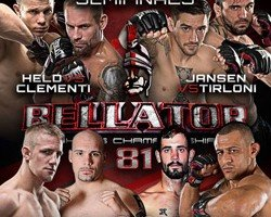 Lightweight finals are set following Bellator 81