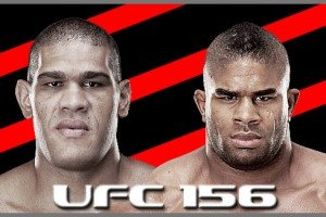 Overeem vs. Bigfoot Set to Clash at UFC 156