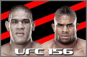 UFC 156