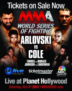 World Series of Fighting 1