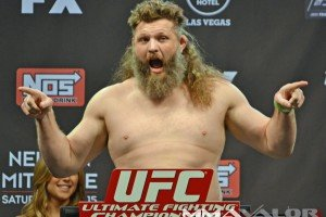 Roy Nelson – Looks are Deceiving