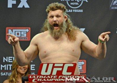 Roy Nelson UFC 159
