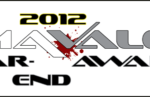 The MMA Valor 2012 Year End Awards