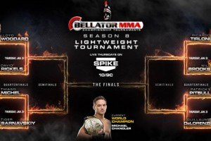 Bellator 87 Give the Lightweight Tournament its Undivided Attention