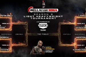 Bellator 85 sees Early Upsets in Light Heavyweight Tournament