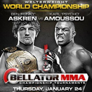 Bellator 86: King Mo Impresses, Asken Dominates