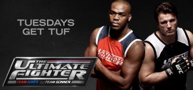 The Ultimate Fighter 17 Jon Jones and Chael Sonnen