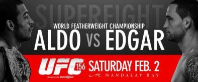 UFC 156: Aldo vs. Edgar Bold Predictions