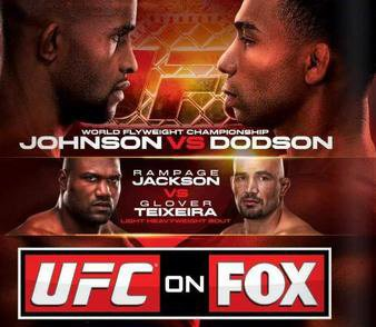 UFC on FOX 6: Johnson vs. Dodson Bold Predictions