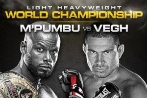 Bellator 91: Remember Christian M'Pumbu?
