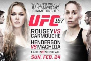 The Fight Report: UFC 157