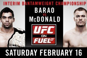 The Fight Report: UFC on FUEL TV 7