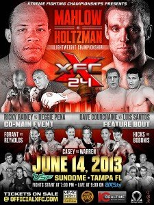 XFC 24: Collision Course Results and Recap