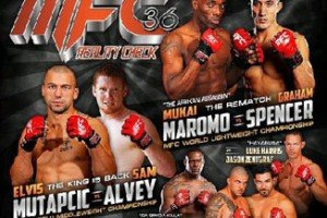 MFC 36 Results and Recap