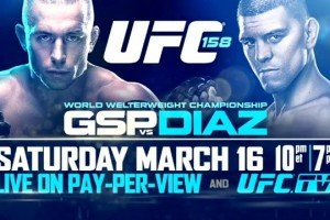 UFC 158: St Pierre vs. Diaz Bold Predictions