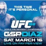 UFC 158: St Pierre vs. Diaz Live Results and Analysis