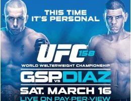 The Fight Report: UFC 158