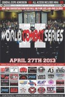 Complete World Combat Series 10 Results