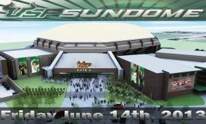 XFC returns home for XFC 24 June 14th at the USF Sundome