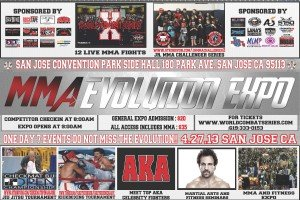 Come Meet MMA Valor at the MMA Evolution Expo, Stay for WCS 10