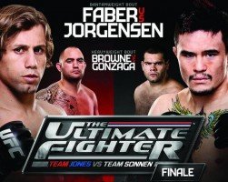 Wrapping up the TUF 17 and the Finale