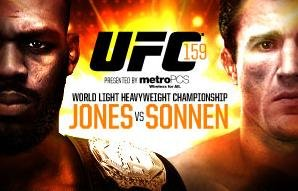 The fight report: UFC 159