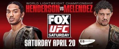 UFC on FOX 7: Henderson vs. Melendez Live Results
