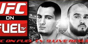 UFC on FUEL TV 9 Live Results