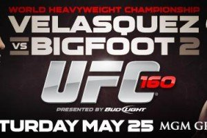 UFC 160: Velasquez vs. Bigfoot 2 Bold Predictions