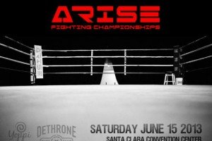 Results from the Inaugural Arise Fighting Championships Card