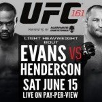 The Fight Report: UFC 161