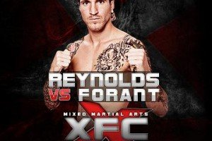 "Eric Reynolds looks to ""Wrap"" up Forant at XFC 24"