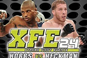 XFE 24 (Hobbs v. Heckman): Is a UFC call-up awaiting the winner?