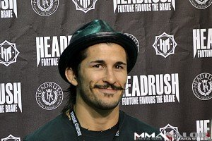 Ian McCall Talks UFC 163 Fight and Fighting in Brazil