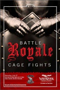 Rogue Fights: Battle Royale Results