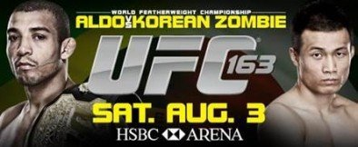 UFC 163: Aldo vs. Korean Zombie Bold Predictions