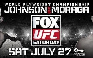 UFC ON FOX 8: Johnson vs. Moraga Bold Predictions
