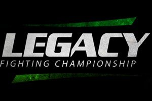 Texas MMA was on Full Display at Last Night's Legacy Fighting Championships 22