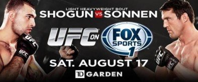 UFC Fight Night 26: Shogun vs. Sonnen Bold Predictions