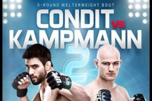 The Fight Report: UFC Fight Night 27 Condit vs Kampmann 2