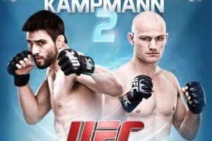 UFC Fight Night 27: Condit vs. Kampmann 2 Bold Predictions