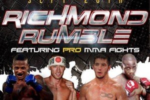 The Richmond Rumble to make its debut in, well, Richmond
