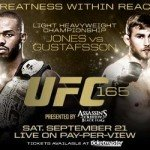 The Fight Report: UFC 165