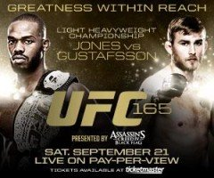 UFC 165: Stephen Thompson Improving, Renan Barao Dominating