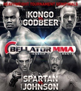 Bellator 102: Brennan Ward and Vinicus Spartan Surprise