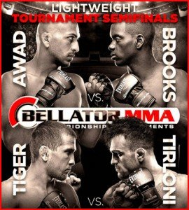 Bellator 105: Alexander Sarnavskiy and Will Brooks Advance