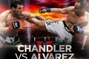 The Fight Report for Bellator 106: Chandler v Alvarez 2