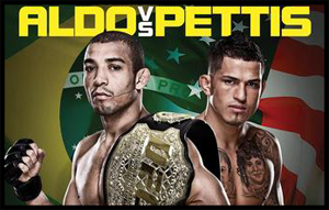 Pettis/Aldo Super Fight: Why the Fans Will Have To Wait